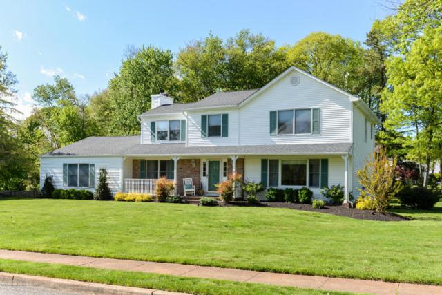 2810 Constitution Way, Wall, NJ 07719 (MLS #21719446) :: The Dekanski Home Selling Team
