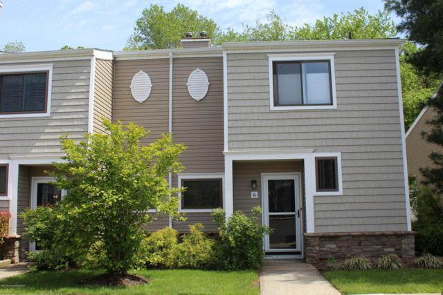 6 Gloria Court, Tinton Falls, NJ 07724 (MLS #21719540) :: The Dekanski Home Selling Team