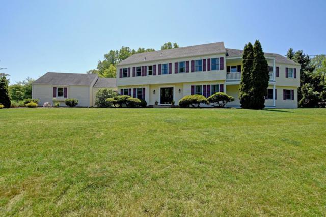 2 Country View Road, Holmdel, NJ 07733 (MLS #21719557) :: The Dekanski Home Selling Team