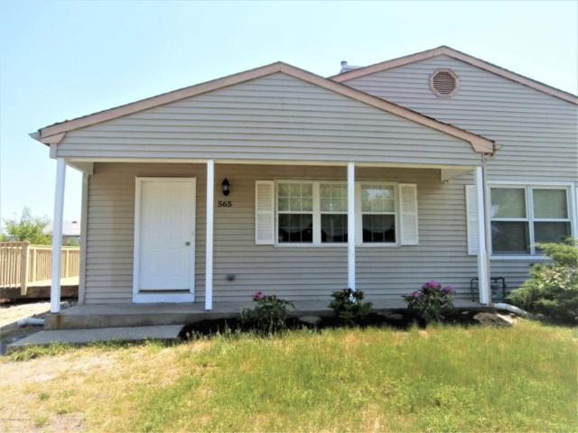 565 Iron Kettle Road, Toms River, NJ 08753 (MLS #21719581) :: The Dekanski Home Selling Team