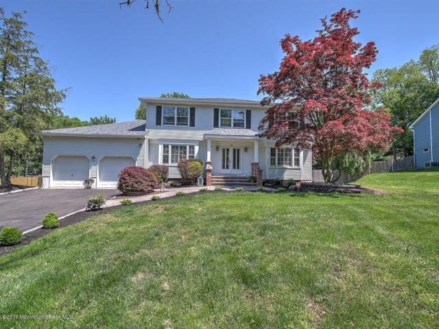 18 Cooperhawk Drive, Manalapan, NJ 07726 (MLS #21719628) :: The Dekanski Home Selling Team