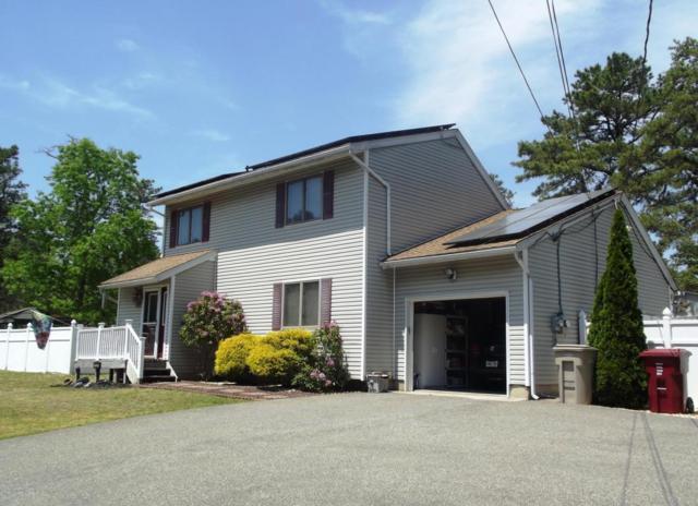 322 Veterans Boulevard, Bayville, NJ 08721 (MLS #21719635) :: The Dekanski Home Selling Team
