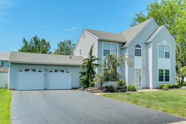 50 Sherrybrooke Drive, Howell, NJ 07731 (MLS #21719637) :: The Dekanski Home Selling Team