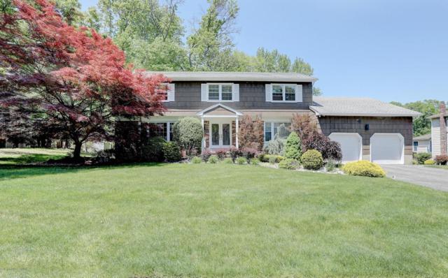 17 Adams Street, Morganville, NJ 07751 (MLS #21719712) :: The Dekanski Home Selling Team