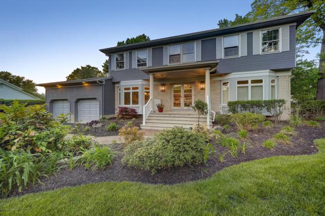 27 Lambert Johnson Drive, Ocean Twp, NJ 07712 (MLS #21719744) :: The Dekanski Home Selling Team