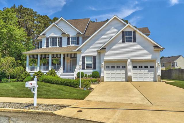 204 Pleasant Drive, Brick, NJ 08723 (MLS #21719808) :: The Dekanski Home Selling Team