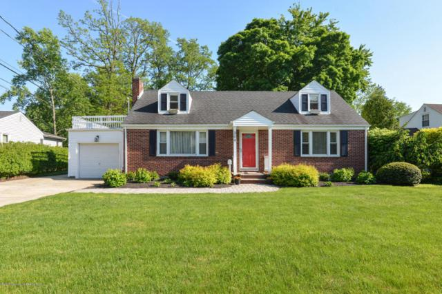 304 White Road, Little Silver, NJ 07739 (MLS #21719907) :: The Dekanski Home Selling Team