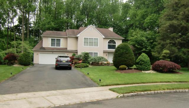 15 Winding Woods Way, Manalapan, NJ 07726 (MLS #21719920) :: The Dekanski Home Selling Team