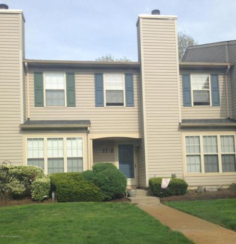 17 Stuart Drive #2, Freehold, NJ 07728 (MLS #21719922) :: The Dekanski Home Selling Team