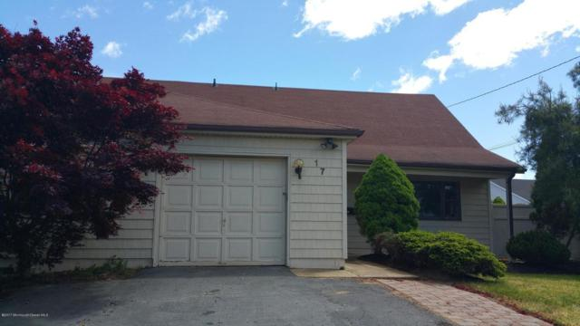17 Galway Drive, Hazlet, NJ 07730 (MLS #21719974) :: The Dekanski Home Selling Team