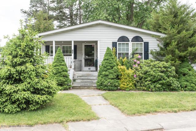 42 Cathy Court, Jackson, NJ 08527 (MLS #21720035) :: The Dekanski Home Selling Team