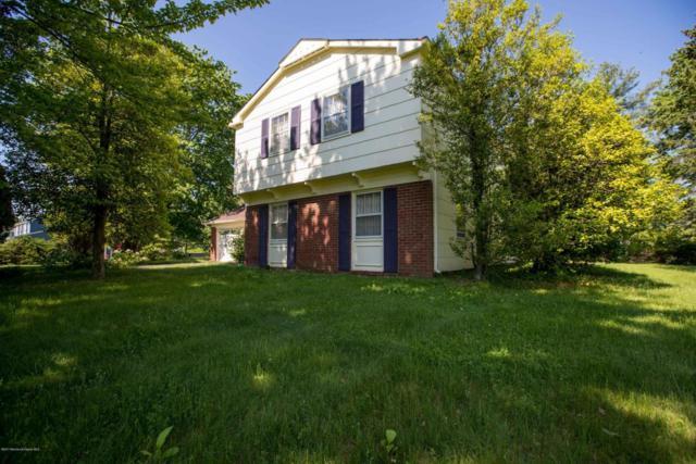 271 Stillwells Corner Road, Freehold, NJ 07728 (MLS #21720047) :: The Dekanski Home Selling Team