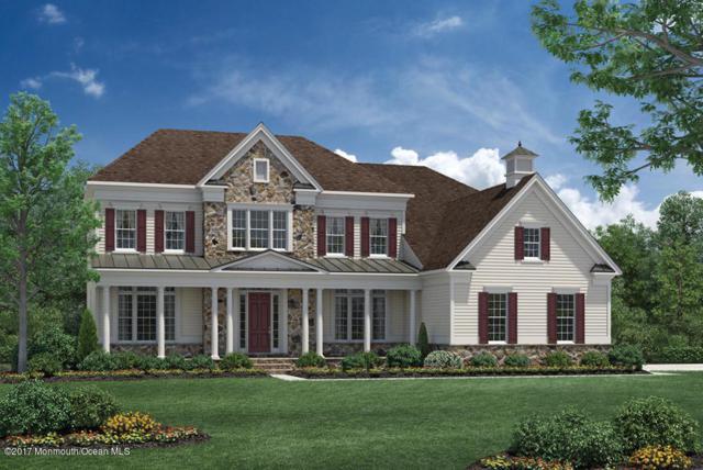 11 Gillingham Court, Lincroft, NJ 07738 (MLS #21720098) :: The Dekanski Home Selling Team