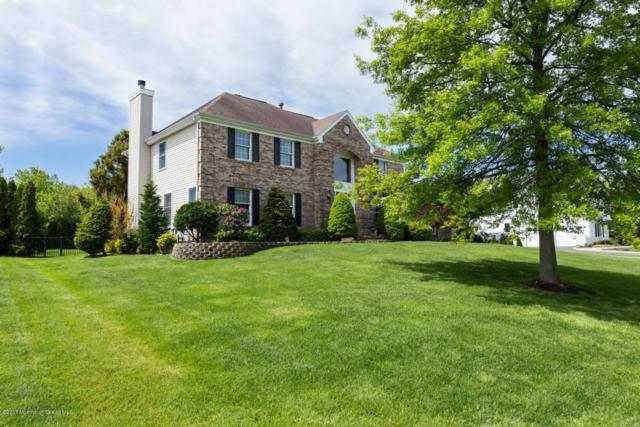 1407 Winesap Drive, Manasquan, NJ 08736 (MLS #21720128) :: The Dekanski Home Selling Team