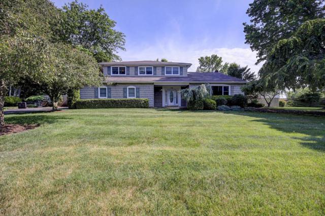 116 Old Post Road, Freehold, NJ 07728 (MLS #21720177) :: The Dekanski Home Selling Team