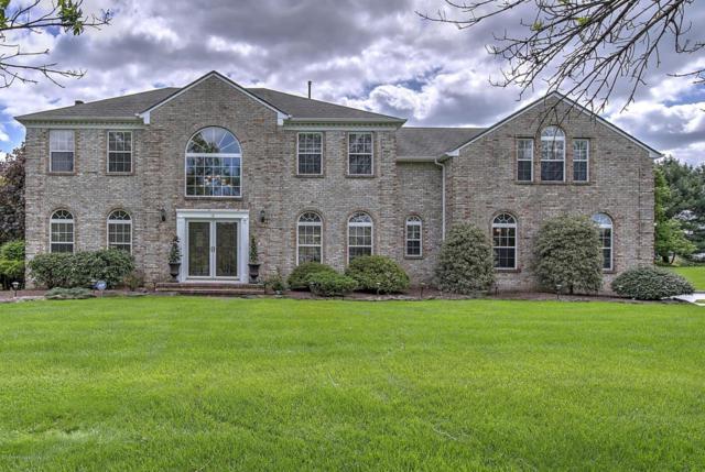 12 Windswept Lane, Freehold, NJ 07728 (MLS #21720213) :: The Dekanski Home Selling Team