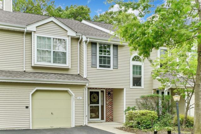 307 Wales Lane, Toms River, NJ 08753 (MLS #21720331) :: The Dekanski Home Selling Team