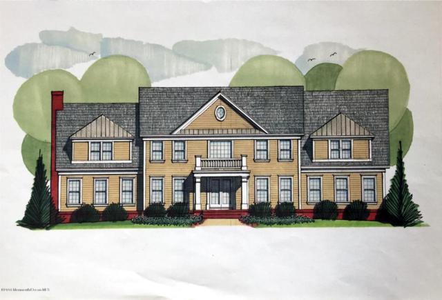 4 Hambletonian Drive, Colts Neck, NJ 07722 (MLS #21720580) :: The Dekanski Home Selling Team