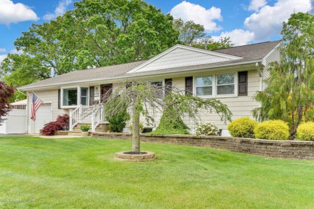 215 Arrowhead Park Drive, Brick, NJ 08724 (MLS #21720596) :: The Dekanski Home Selling Team