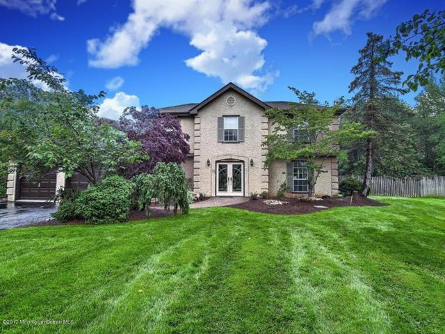 15 Barrister Lane, Manalapan, NJ 07726 (MLS #21720653) :: The Dekanski Home Selling Team