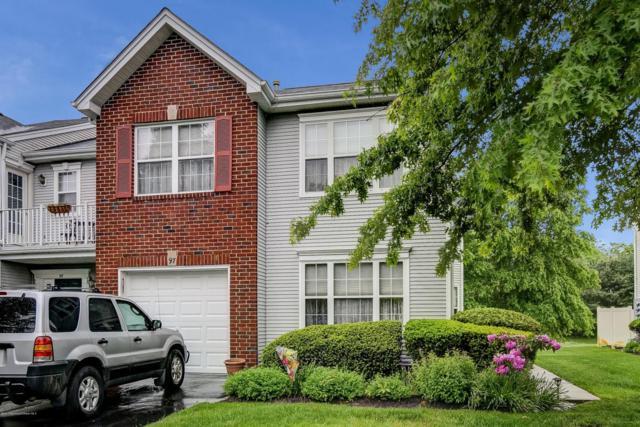 97 Wood Duck Court #1000, Freehold, NJ 07728 (MLS #21720752) :: The Dekanski Home Selling Team