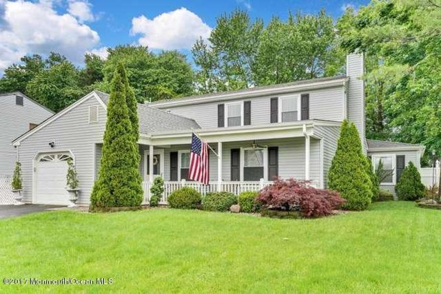 48 Peachstone Road, Howell, NJ 07731 (MLS #21720788) :: The Dekanski Home Selling Team