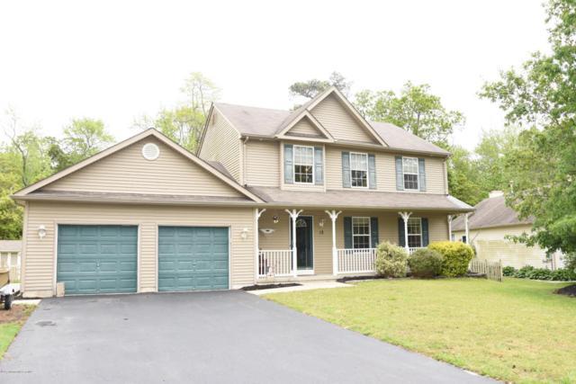 13 Sycamore Drive, Little Egg Harbor, NJ 08087 (MLS #21720793) :: The Dekanski Home Selling Team