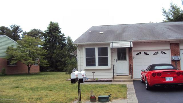22 Homestead Drive A, Whiting, NJ 08759 (MLS #21720820) :: The Dekanski Home Selling Team