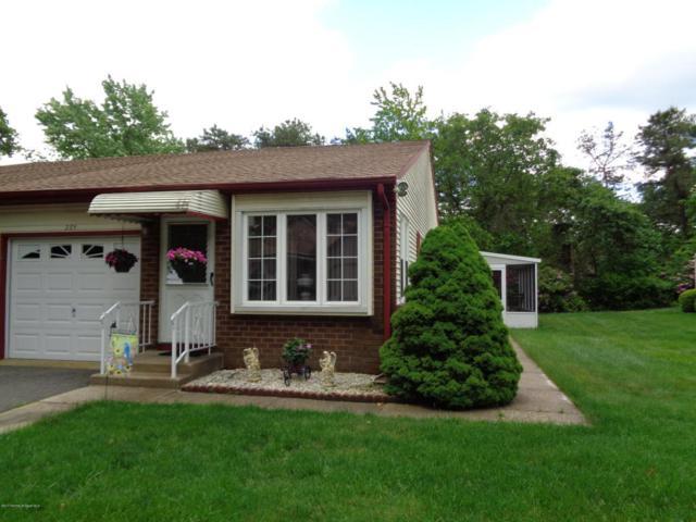 28b Maplewood Drive B, Whiting, NJ 08759 (MLS #21720844) :: The Dekanski Home Selling Team