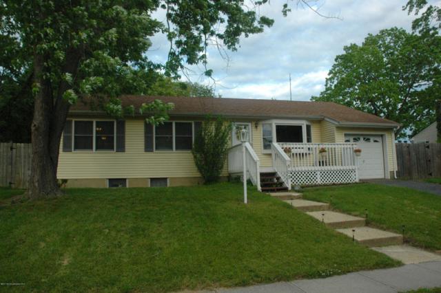 105 Polk Drive, Brick, NJ 08724 (MLS #21720858) :: The Dekanski Home Selling Team