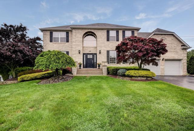 117 Cheyenne Drive, Morganville, NJ 07751 (MLS #21721023) :: The Dekanski Home Selling Team