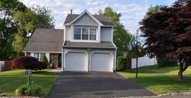 9 Mount Run, Tinton Falls, NJ 07753 (MLS #21721047) :: The Dekanski Home Selling Team