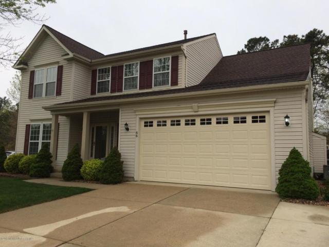 66 Timberline Road, Bayville, NJ 08721 (MLS #21721057) :: The Dekanski Home Selling Team