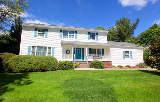 102 Marcshire Drive, Middletown, NJ 07748 (MLS #21721076) :: The Dekanski Home Selling Team