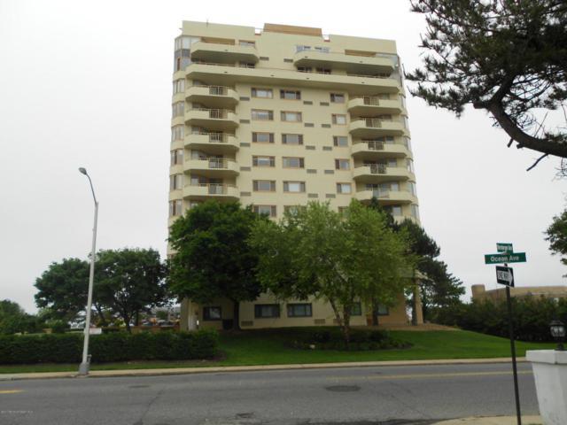 717 Ocean Avenue #902, Long Branch, NJ 07740 (MLS #21721107) :: The Dekanski Home Selling Team