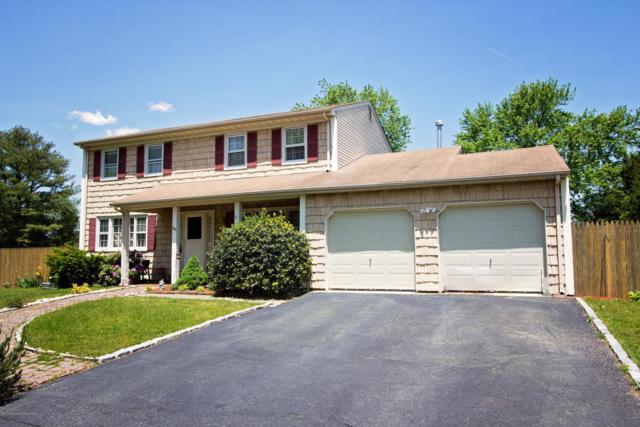 350 Marc Drive, Toms River, NJ 08753 (MLS #21721108) :: The Dekanski Home Selling Team