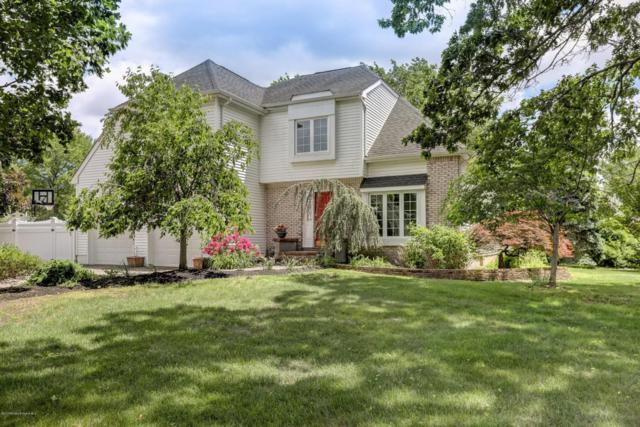 2 Dakota Court, Holmdel, NJ 07733 (MLS #21721141) :: The Dekanski Home Selling Team