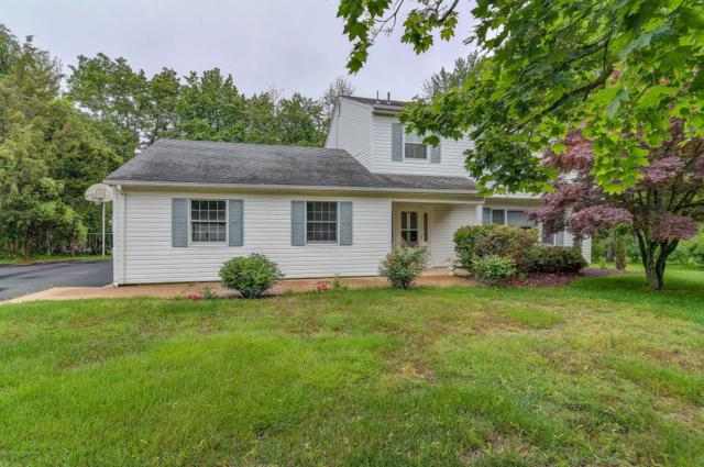 5 Sandburg Drive, Morganville, NJ 07751 (MLS #21721146) :: The Dekanski Home Selling Team