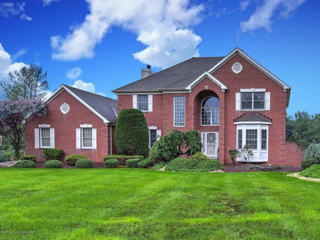 2 Lauren Court, Manalapan, NJ 07726 (MLS #21721177) :: The Dekanski Home Selling Team