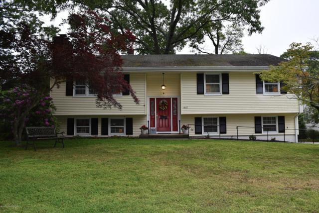 1607 Myrtle Avenue, Manasquan, NJ 08736 (MLS #21721193) :: The Dekanski Home Selling Team