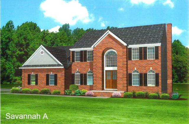 206 Savannah Court, Marlboro, NJ 07746 (MLS #21721283) :: The Dekanski Home Selling Team