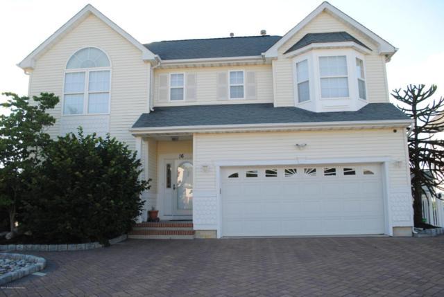 16 Meadow Point Drive, Brick, NJ 08723 (MLS #21721316) :: The Dekanski Home Selling Team