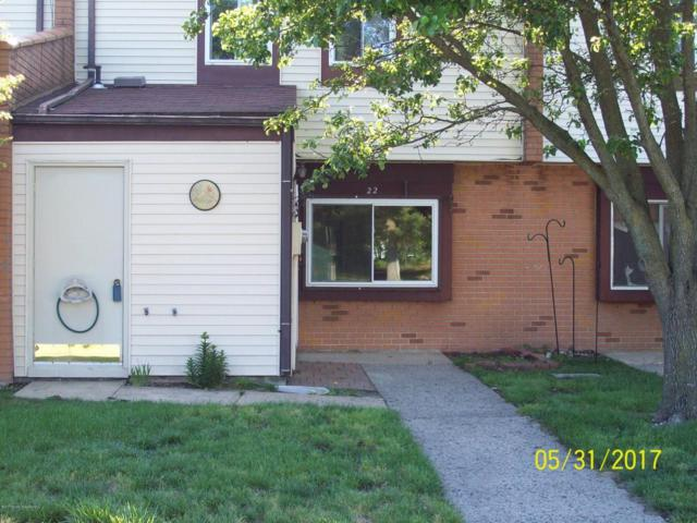 22 Coventry Court #40, Brick, NJ 08724 (MLS #21721348) :: The Dekanski Home Selling Team
