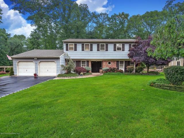 20 Whittier Drive, Morganville, NJ 07751 (MLS #21721356) :: The Dekanski Home Selling Team