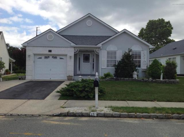 12 Stroud Court, Toms River, NJ 08757 (MLS #21721390) :: The Dekanski Home Selling Team