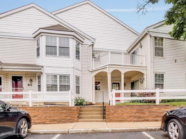 47 Tulip Lane, Freehold, NJ 07728 (MLS #21721411) :: The Dekanski Home Selling Team