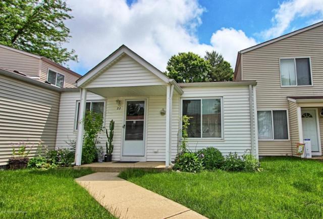 22 Greenwood Drive, Freehold, NJ 07728 (MLS #21721490) :: The Dekanski Home Selling Team
