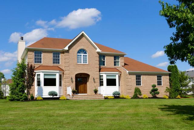 19 Langeveld Drive, Freehold, NJ 07728 (MLS #21721550) :: The Dekanski Home Selling Team