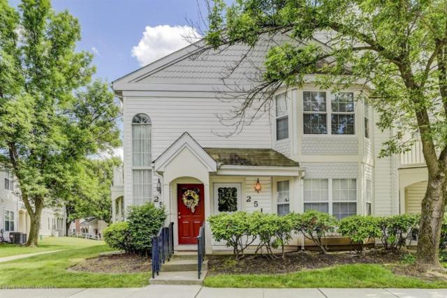 251 Tulip Lane, Freehold, NJ 07728 (MLS #21721574) :: The Dekanski Home Selling Team