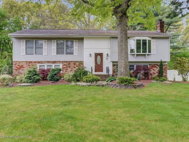 30 Merion Drive, Manalapan, NJ 07726 (MLS #21721582) :: The Dekanski Home Selling Team
